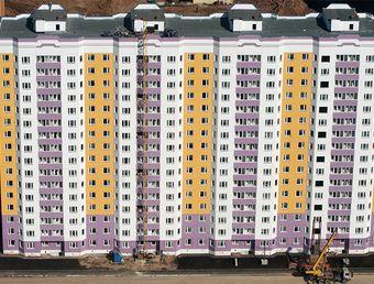 квартиры в ЖК на ул. Ленинская (Домодедово)