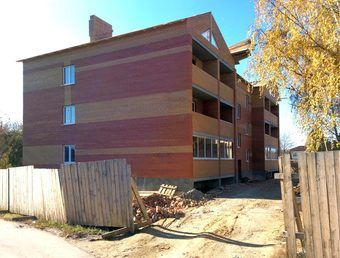 квартиры в ЖК на 1-ой Советской улице, 36б