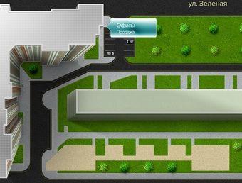 квартиры в ЖК Дом на Зеленой