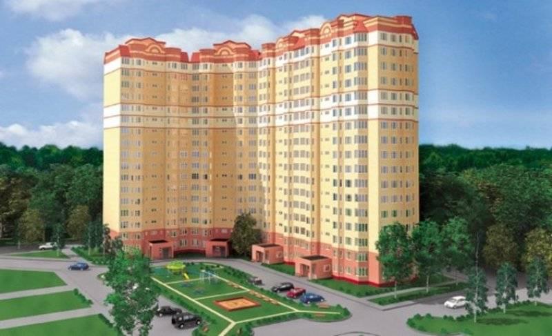 квартиры в ЖК на ул. Кооперативная