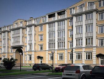 квартиры в ЖК в Стрельне