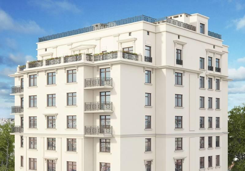 квартиры в ЖК Клубный дом Петроградец