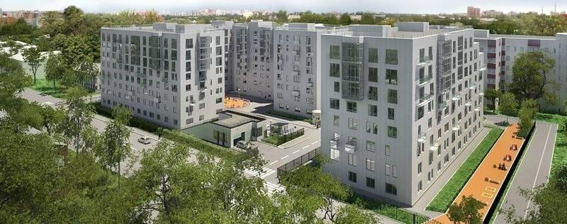 квартиры в ЖК Ярославский 23