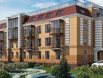 квартиры в ЖК на ул. Московская, 39 (Пушкин)