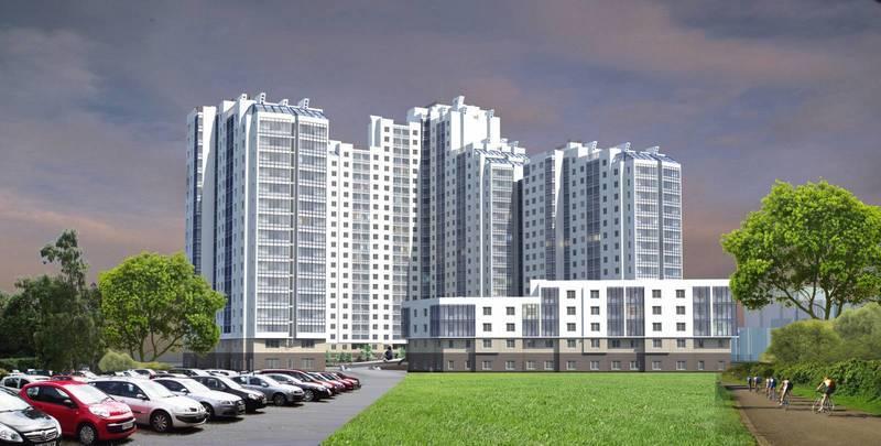 квартиры в ЖК Правый берег-3
