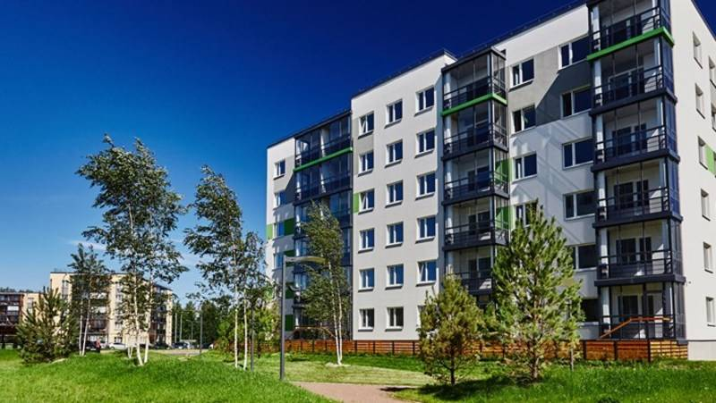 квартиры в ЖК Grona Lund