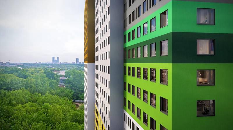 квартиры в ЖК Левобережный