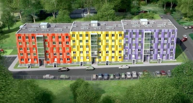 квартиры в ЖК VillaHills