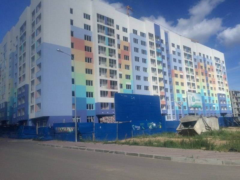 квартиры в ЖК Радуга