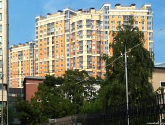 квартиры в ЖК Весна на Балтийском