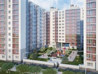 квартиры в ЖК Янинский каскад-4