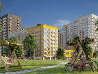 квартиры в ЖК Москвичка