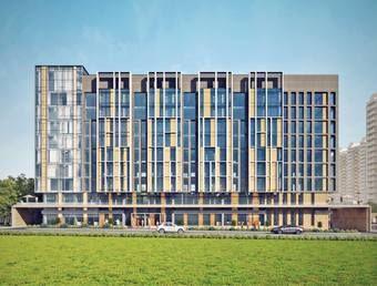 квартиры в ЖК Апарт-комплекс Янтарь apartments