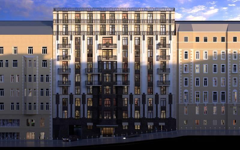 квартиры в ЖК Клубный дом Звонарский