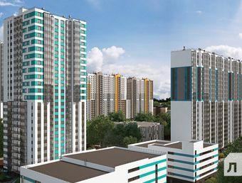 квартиры в ЖК Цветной город
