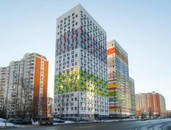 квартиры в ЖК Ярцевская 24