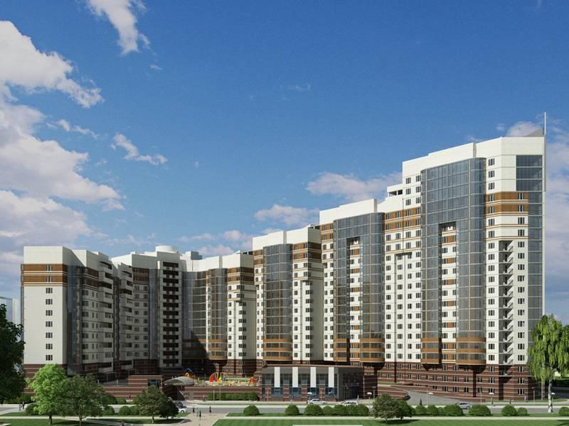 квартиры в ЖК Сестрорецк