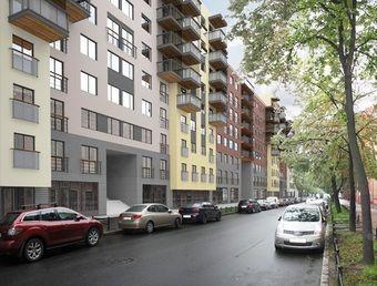 квартиры в ЖК Илматар