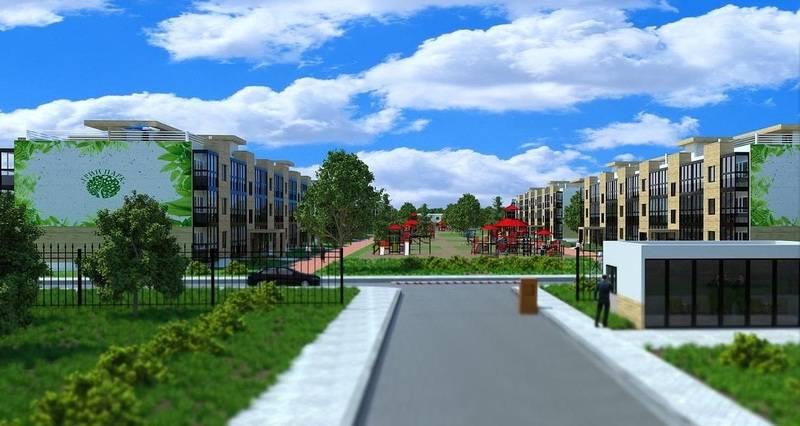 квартиры в ЖК Green Park