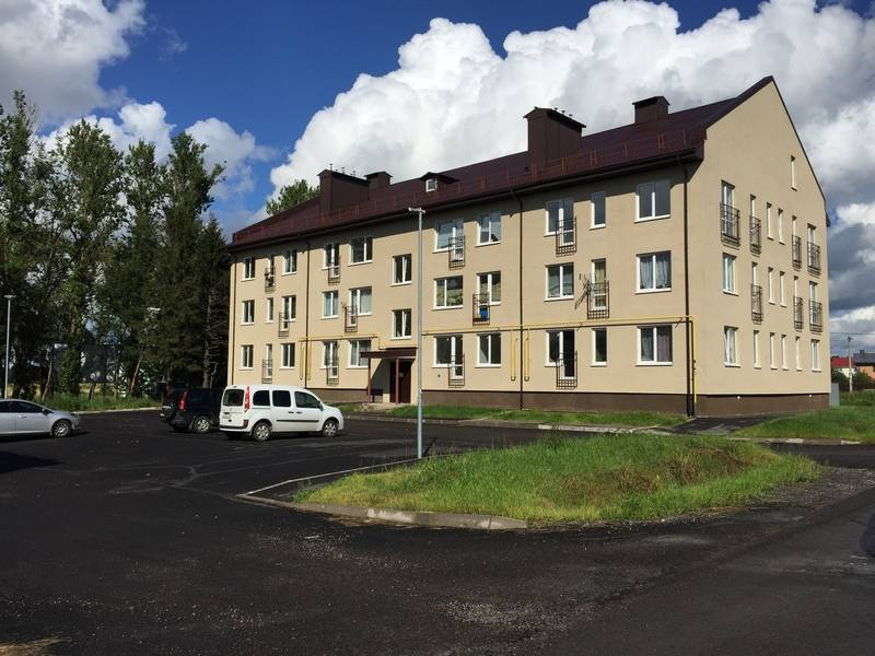 квартиры в ЖК Новое Рябово