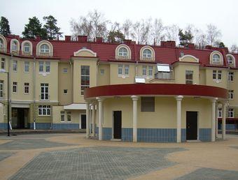 квартиры в ЖК Сосновый бор