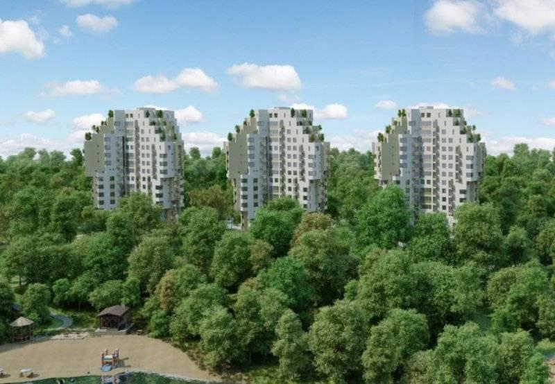 квартиры в ЖК Левобережная дубрава