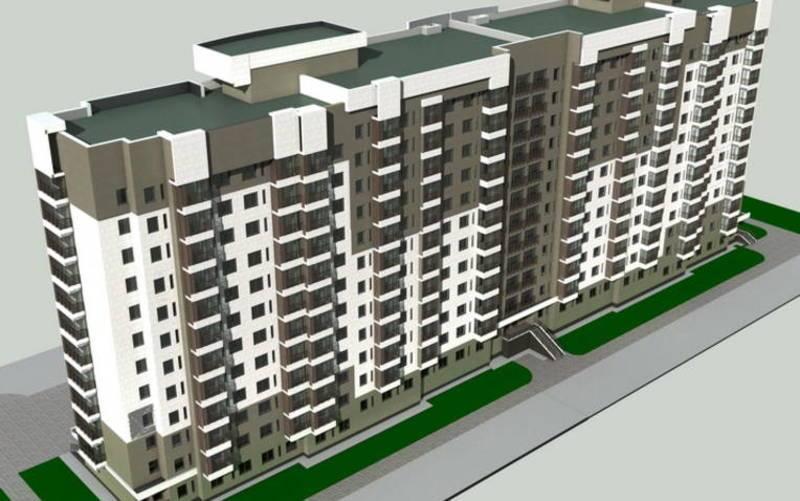 квартиры в ЖК Орион