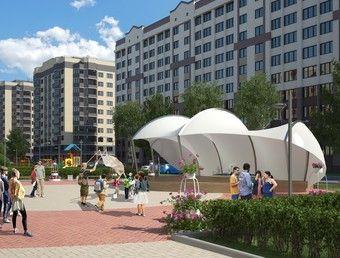 квартиры в ЖК Ольховка-3