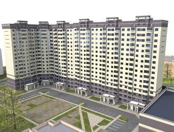 квартиры в ЖК Дом по улице Кагана
