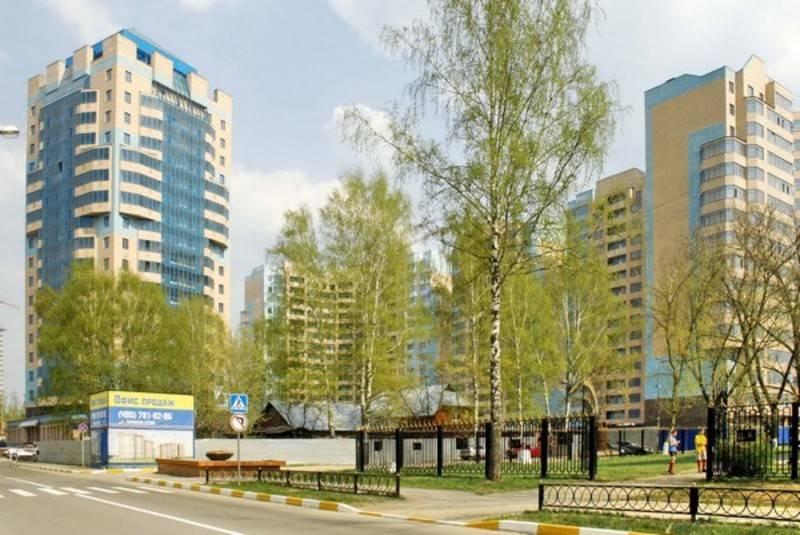 квартиры в ЖК Борисоглебский