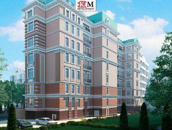 квартиры в ЖК Клубный дом Рахманинов