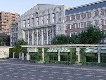 квартиры в ЖК Апарт-комплекс Soyuz Apartments