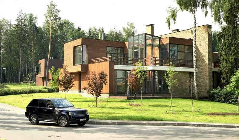 квартиры в ЖК Коттеджный поселок Резиденция Рублево