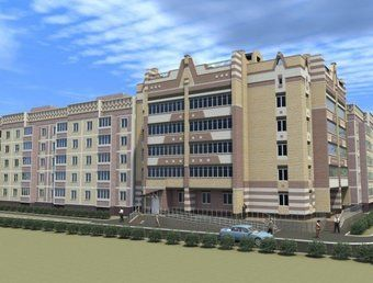 квартиры в ЖК На ул. Рабочая (Икша)