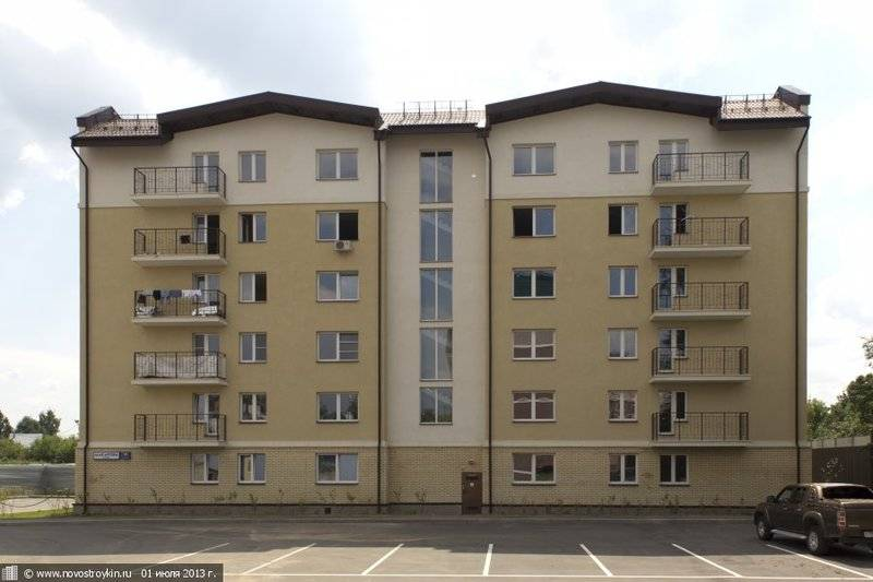 квартиры в ЖК Серебряные звоны