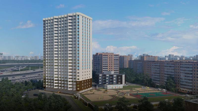 квартиры в ЖК Альтаир