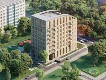 квартиры в ЖК Счастье на Серпуховке