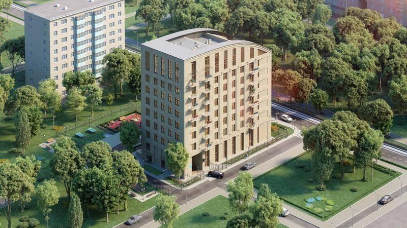 квартиры в ЖК Клубный дом на Серпуховском Валу