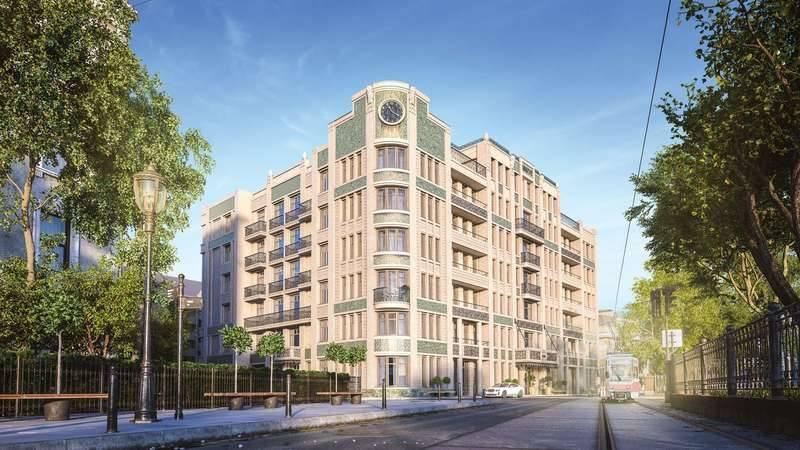 квартиры в ЖК Резиденция на Покровском бульваре (Лидер-Инвест)