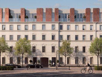 квартиры в ЖК Апарт-комплекс Современник