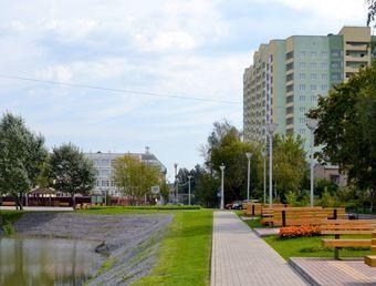 квартиры в ЖК Зеленая Москва–3