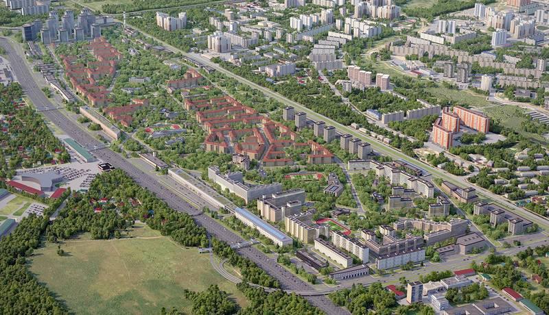 квартиры в ЖК Микрорайон Большие Мытищи - Тайнинская