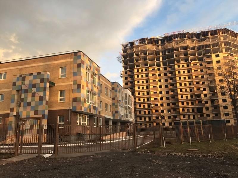 квартиры в ЖК Экоград на Микояна