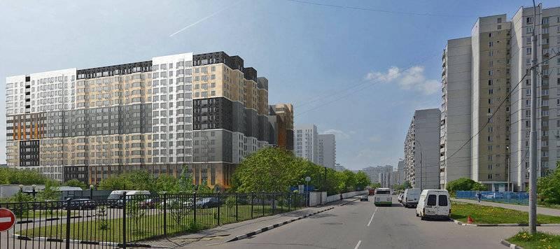 квартиры в ЖК Влюблино