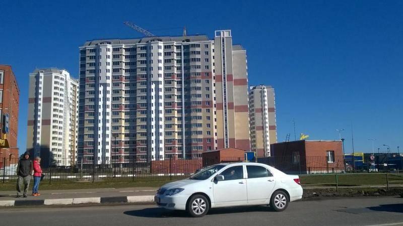 квартиры в ЖК Первый Андреевский