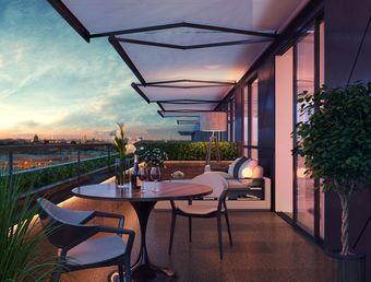 квартиры в ЖК  Апарт-отель YE'S Marata