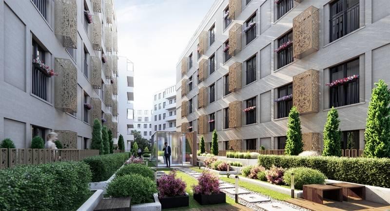 квартиры в ЖК Veren Place