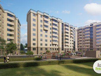 квартиры в ЖК Дом на Киевской