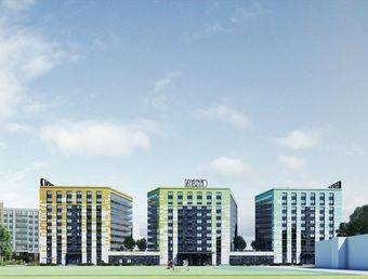 квартиры в ЖК Апарт-комплекс NEXT