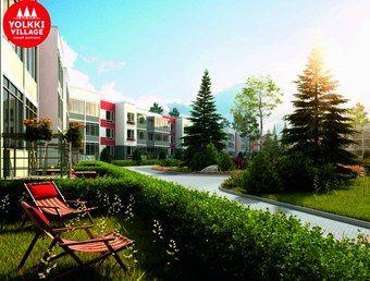 квартиры в ЖК Yolkki Village